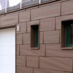Fassadenverkleidung aus Prefa